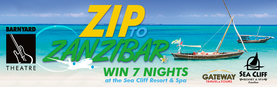 WIN an unforgettable holiday for 2 to Zanzibar!